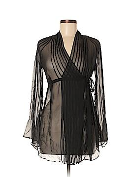 Robert Rodriguez Long Sleeve Silk Top Size 2