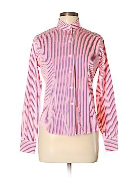 Paul Stuart Long Sleeve Blouse Size 6