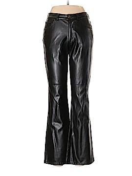 Mavi Faux Leather Pants 29 Waist
