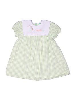 Green Apple Dress Size 2T