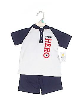 Kidgets Short Sleeve Henley Size 2T