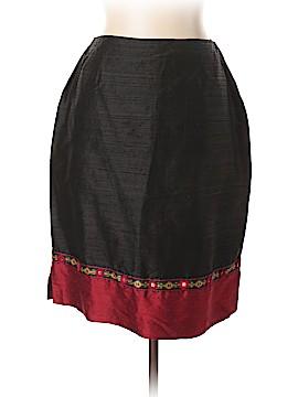 Mica Silk Skirt Size 12