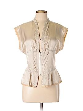 Prada Linea Rossa Short Sleeve Blouse Size L