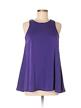 Alice + olivia Sleeveless Silk Top Size M