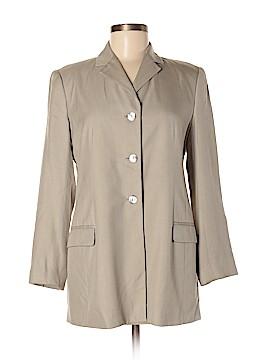 Casual Corner Annex Silk Blazer Size 8