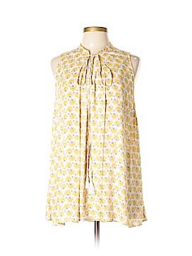 Melissa McCarthy Seven7 Sleeveless Blouse Size 0X (Plus)