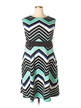 Sandra Darren Casual Dress Size 22W (Plus)