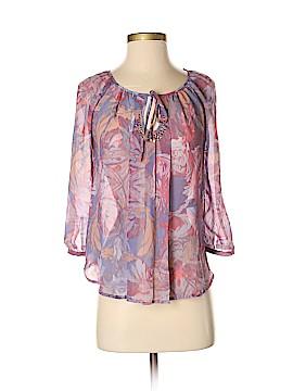 Princess Vera Wang 3/4 Sleeve Blouse Size XS