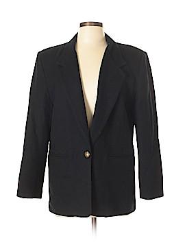 Alfred Dunner Wool Blazer Size 12