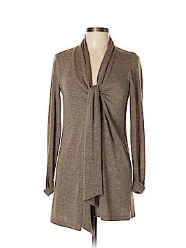 Barbara Lesser Fibers Cardigan Size S