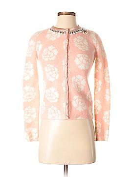 Blumarine Silk Cardigan Size XS