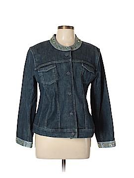 J.jill Denim Jacket Size L