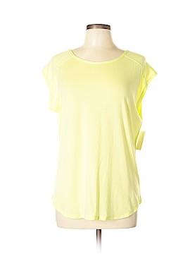 Zella Short Sleeve Blouse Size L