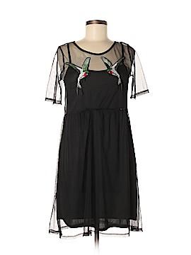 Potter's Pot Casual Dress Size M