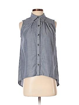 CAbi Sleeveless Button-Down Shirt Size XS