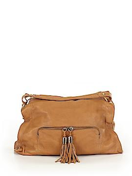 Sandro Leather Shoulder Bag One Size