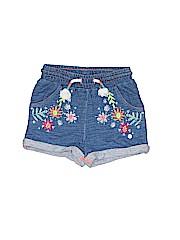 Cat & Jack Girls Denim Shorts Size 12 mo