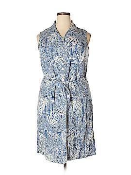 Coldwater Creek Casual Dress Size 18W (Plus)