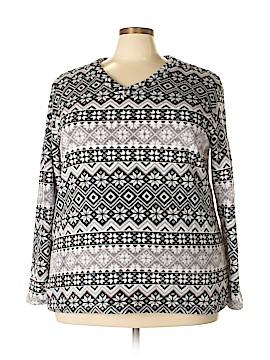 Danskin Now Fleece Size 2X (Plus)