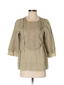 BCBGMAXAZRIA 3/4 Sleeve Blouse Size S