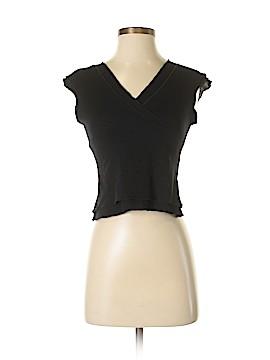 Aziz Short Sleeve Top Size S