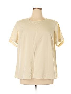 Liz Baker Short Sleeve Blouse Size 20 (Plus)
