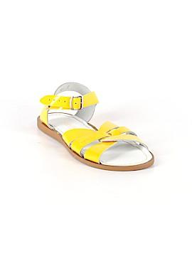 Salt Water Sandals Size 5