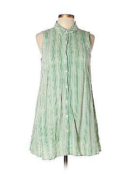 Tylho Short Sleeve Button-Down Shirt Size L