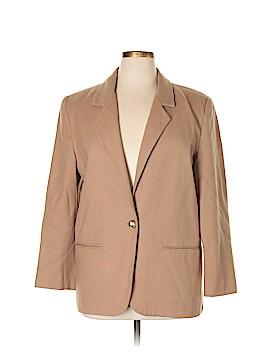 Savannah Wool Blazer Size 14