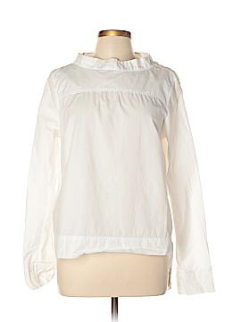 J. Crew Long Sleeve Blouse Size 10 (Tall)
