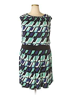 ELOQUII Casual Dress Size 14 (Plus)