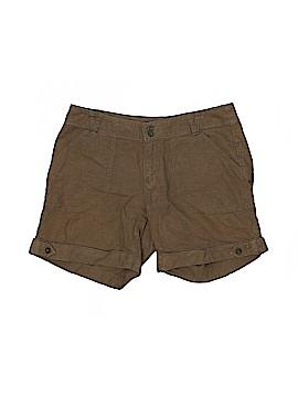 Eastern Mountain Sports Khaki Shorts Size 2