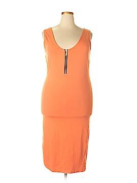 Nicki Minaj Casual Dress Size 3X (Plus)