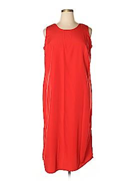 Roaman's Casual Dress Size 16 (Plus)
