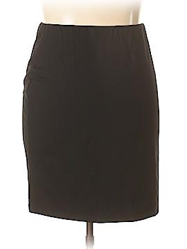 EShakti Casual Skirt Size 1X (Plus)