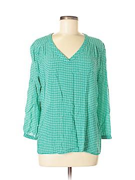 Grand & greene 3/4 Sleeve Blouse Size L