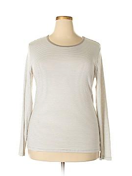 Faded Glory Long Sleeve T-Shirt Size XXL