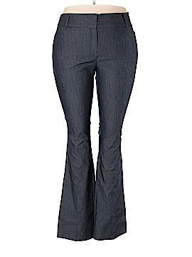7th Avenue Design Studio New York & Company Casual Pants Size 18 (Plus)