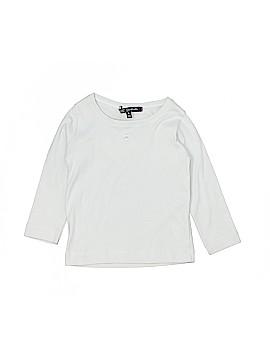 Lili Gaufrette Long Sleeve T-Shirt Size 4