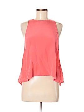 Bec & Bridge Sleeveless Silk Top Size 8