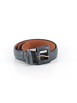 Joan & David Leather Belt Size M