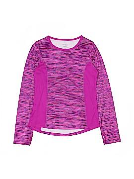 Danskin Now Active T-Shirt Size 10/12