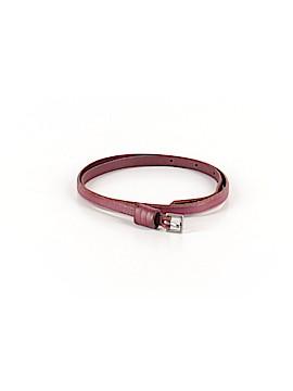 Linea Pelle Leather Belt Size S