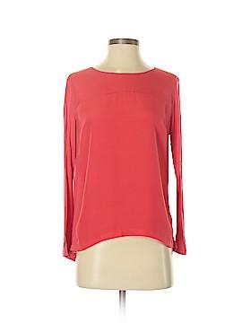 Nic + Zoe Long Sleeve Blouse Size S