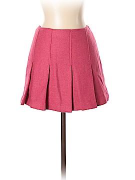 Sisley Wool Skirt Size 40 (IT)