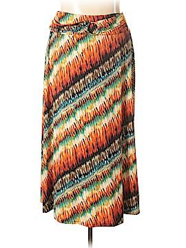 Robert Louis Casual Skirt Size 3X (Plus)