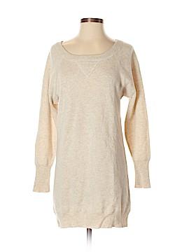 Aqua Cashmere Cashmere Pullover Sweater Size S
