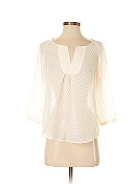 Ellie Kai 3/4 Sleeve Blouse Size 0