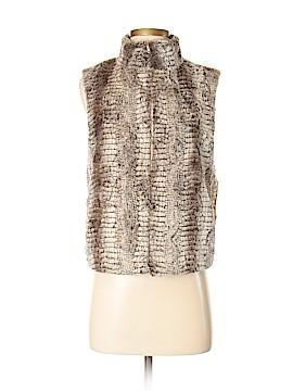 5/48 Faux Fur Vest Size S