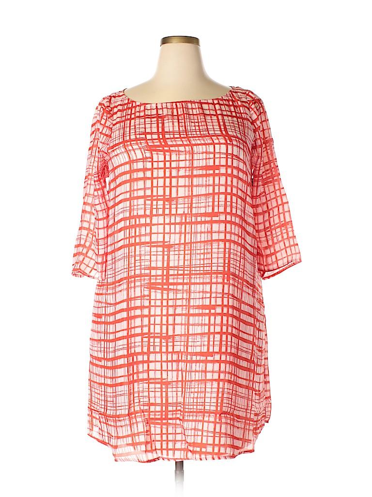 BB Dakota Women Casual Dress Size 1X (Plus)